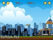 Флеш игра онлайн Уничтожитель автомобилей / Car Destroyer
