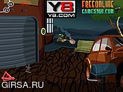 Флеш игра онлайн Выезд из гаража / Car Garage Room Escape Game