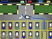 Флеш игра онлайн Car-Line