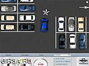 Флеш игра онлайн Возможность автостоянки / Car Park Challenge