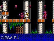 Флеш игра онлайн В Castlevania на NES / Castlevania NES