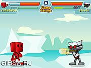 Флеш игра онлайн Cat Wars