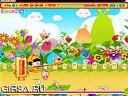Флеш игра онлайн Уловите пчел