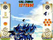 Флеш игра онлайн Реванш младших клетки / Cell Juniors Revenge