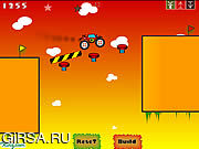 Флеш игра онлайн Гонщик беспорядка / Chaos Racer