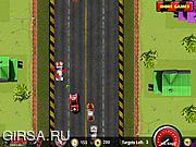 Флеш игра онлайн Вниз! / Chase Down