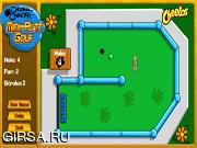 Флеш игра онлайн Гольф гепарда