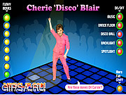 Флеш игра онлайн Шери 'Диско' Блэр / Cherie 'Disco' Blair