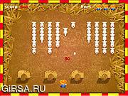 Флеш игра онлайн Куриные Захватчиков / Chicken Invaders