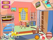 Флеш игра онлайн Детская Комната / Childrens Room