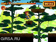Флеш игра онлайн Chima Jungle Adventure