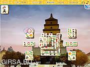 Флеш игра онлайн Китайский маджонг / China Tower Mahjong