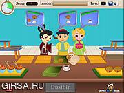 Флеш игра онлайн Chinese Restaurant