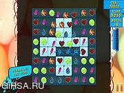 Флеш игра онлайн Шоколадный Кранч / Chocolate Crunch