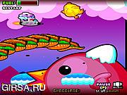Флеш игра онлайн Chocolate Run