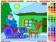 Christmas Coloring 2