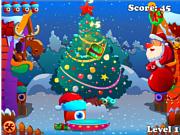 Флеш игра онлайн Рождественский экспресс / Christmas Express