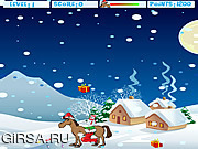 Игра Christmas Horse