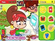 Флеш игра онлайн Рождественский отдых