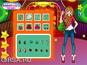 Флеш игра онлайн Рождество Sparkles / Christmas Sparkles