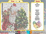 Флеш игра онлайн Поиск Рождества / Christmas Word Search