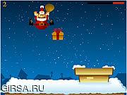 Флеш игра онлайн Christmas Game