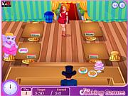 Флеш игра онлайн Circus Restaurant