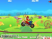 Флеш игра онлайн Circus Ride