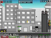 Флеш игра онлайн Осада Города 2