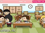 Флеш игра онлайн Поцелуй типа