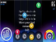 Флеш игра онлайн Прелесть танца / Click Dance