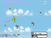 Флеш игра онлайн Вперед в полет! / Click To Fly