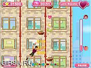 Флеш игра онлайн Взбираться для влюбленности / Climbing for Love