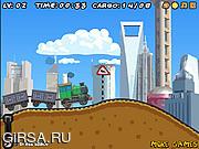 Флеш игра онлайн Coal Express 5