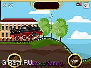Флеш игра онлайн Поезд с углем / Coal Train