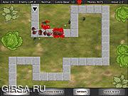 Флеш игра онлайн Команда