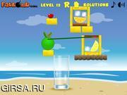Флеш игра онлайн Коктейль на пляже