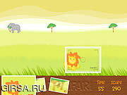 Флеш игра онлайн Сафари кокоса / Coconut Safari