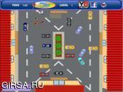 Флеш игра онлайн Парковка у кофейни / Coffee Shop Parking