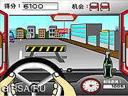 Флеш игра онлайн Кола Грузовик / Cola Truck