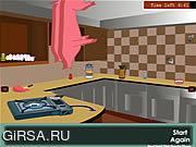 Флеш игра онлайн Холодная Комната Побег / Cold Room Escape