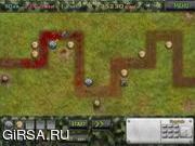 Флеш игра онлайн Встречные фронты / Colliding Fronts