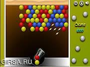 Флеш игра онлайн Цвет Шаров Пасьянс