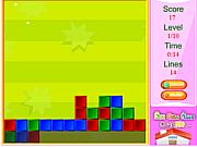 Флеш игра онлайн Цветные блоки / Color Blocks