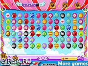 Флеш игра онлайн Красочные воздушные шары / Colorful Balloons Link