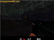 Флеш игра онлайн 3D-боевик / Combat Shooter 3D