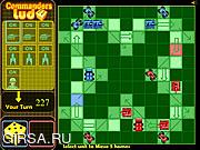 Флеш игра онлайн Commanders Ludo