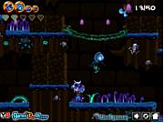 Флеш игра онлайн Приключения короля