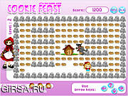 Игра Little Red Riding Hood - Cookie Feast