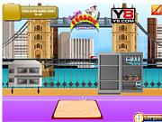 Флеш игра онлайн Приготовление Лондон Пипаркукас / Cooking London Gingerbread Cookies